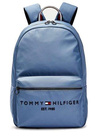 Tommy Hilfiger modré športová ruksak Established Bacpack