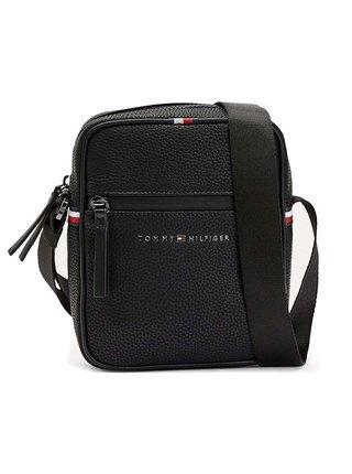 Tommy Hilfiger čierne pánska taška Essential Mini Reporter