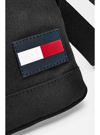 Tommy Hilfiger černá pánská taška Core Compact Crossover