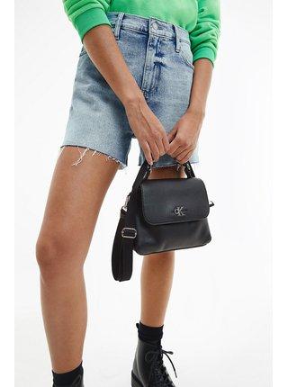 Calvin Klein čierne kabelka Mini Top Handle