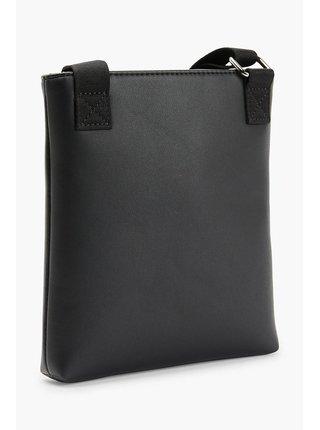 Calvin Klein čierne pánska taška Micro Flatpack