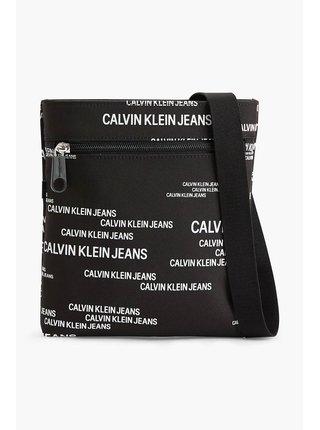 Calvin Klein čierne pánska taška Micro Flatpack Urban