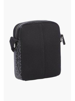 Calvin Klein čierne pánska taška Reporter