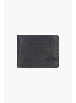 Calvin Klein černá pánská peněženka Trifold