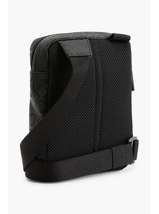Calvin Klein čierne pánska taška Conv Reporter