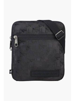 Calvin Klein čierne pánska taška Micro Reporter
