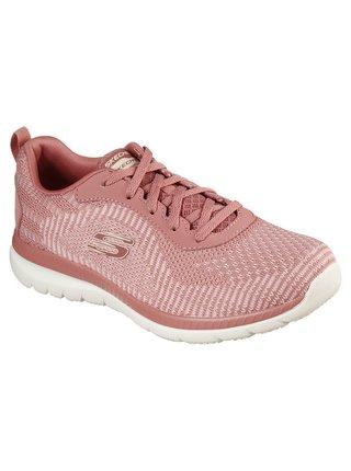 Skechers ružové tenisky Bountiful Purist Rose