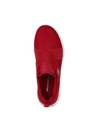 Skechers červené tenisky Skech-Air Dynamight Easy Call Red