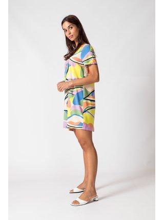 SKFK barevné šaty Kai Short