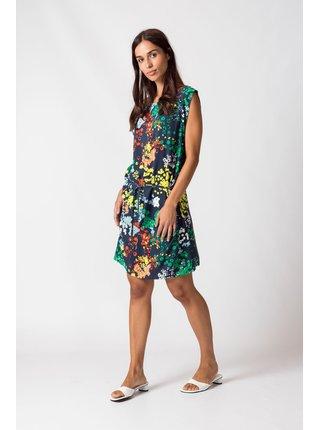 SKFK barevné šaty Adei