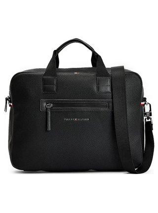 Tommy Hilfiger čierne pánske taška na notebook Essential Computer Bag