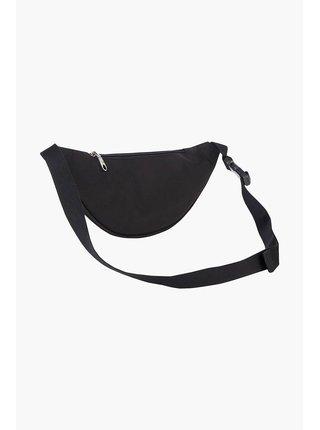 Calvin Klein čierne pánska ledvinka Waistbag Mirror