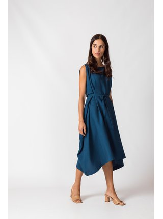 SKFK modré šaty Habene