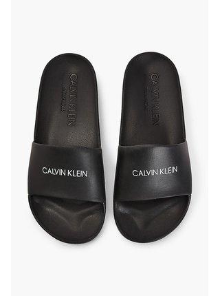 Calvin Klein černé pantofle One Mold Slide
