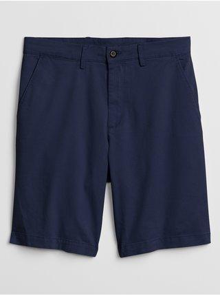 Modré pánské kraťasy v-hs - 10 in solid short