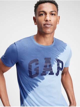 Tričko GAP Logo v-td basic Modrá