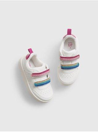 Topánky GAP Biela