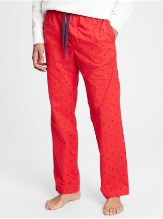 Pyžamové nohavice GAP Červená