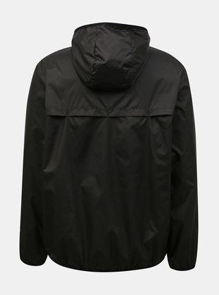 Černá pánská bunda s kapucí Puma