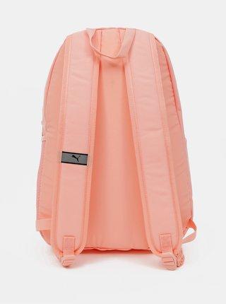 Světle oranžový batoh Puma