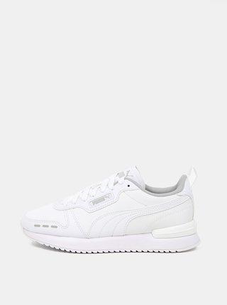 Biele dámske tenisky Puma