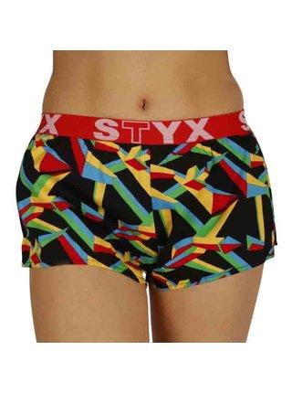 Dámské trenky Styx art sportovní guma triangular