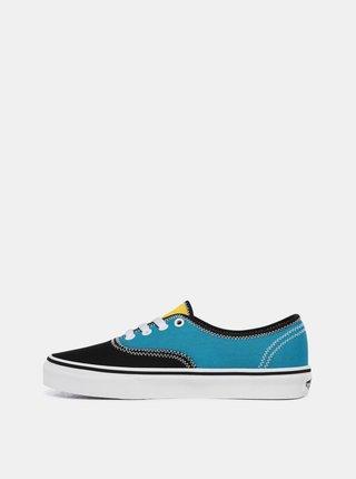 Modro-šedé tenisky VANS