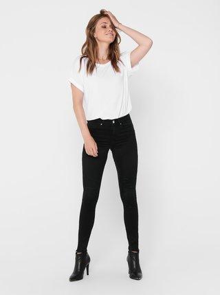 Biele basic tričko ONLY Moster