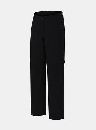 Čierne chlapčenské nohavice Hannah