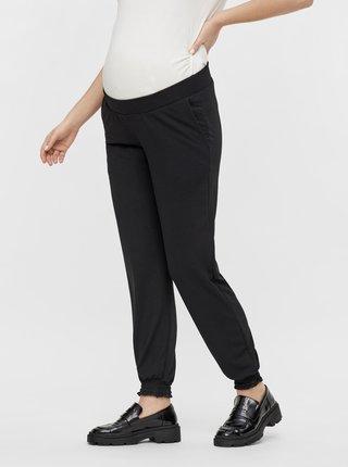 Čierne tehotenské nohavice Mama.licious Monique