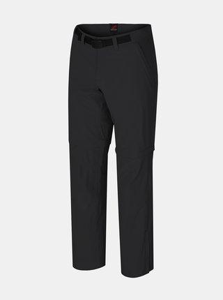 Čierne pánske nohavice Hannah