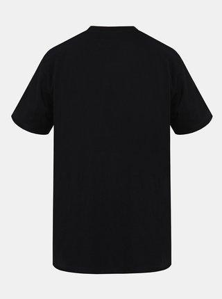 Čierne pánske tričko Hannah