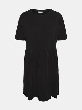 Čierne šaty Noisy May Kerry