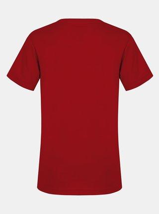 Červené klučičí tričko Hannah