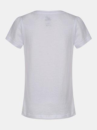 Bílé holčičí tričko Hannah