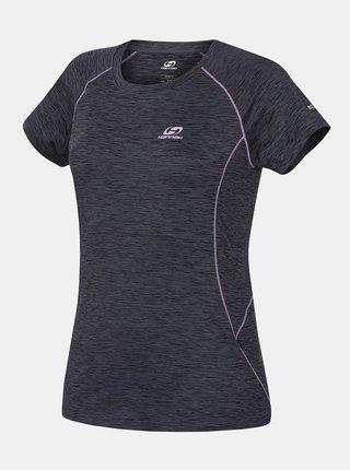 Tmavomodré dámske funkčné tričko Hannah