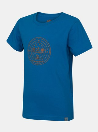 Modré chlapčenské tričko Hannah
