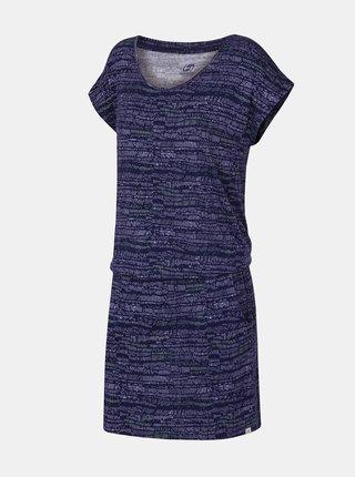 Tmavomodré šaty Hannah