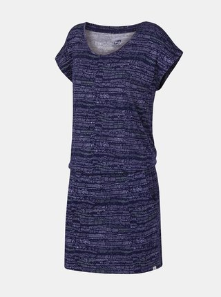 Tmavě modré šaty Hannah