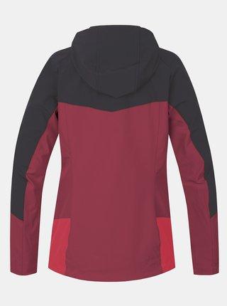 Růžová dámská bunda Hannah