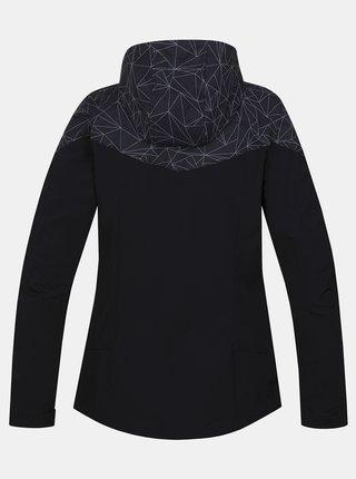 Černá dámská softshellová bunda Hannah