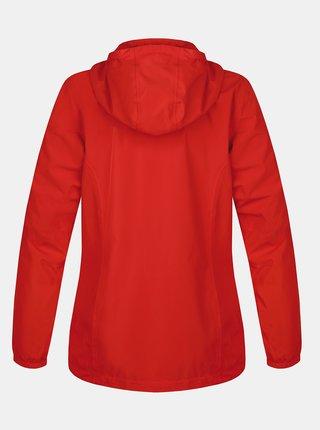 Červená dámská bunda Hannah