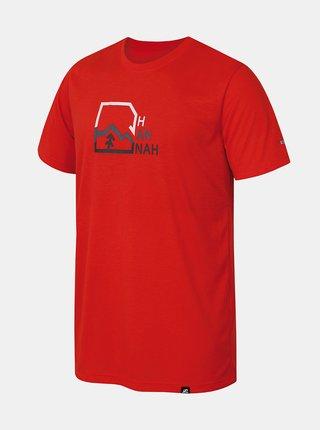 Červené pánské tričko Hannah