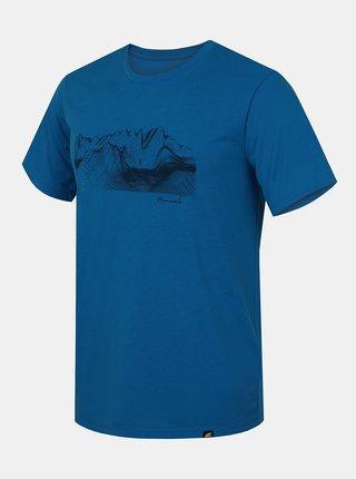 Modré pánske tričko Hannah
