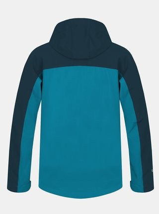 Modrá softshellová pánska bunda Hannah