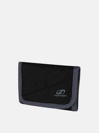 Černá peněženka Hannah