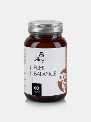 FemiBalance (Kyselina listová, vitamín b6, Andělika) Sibyl (60 kapslí)