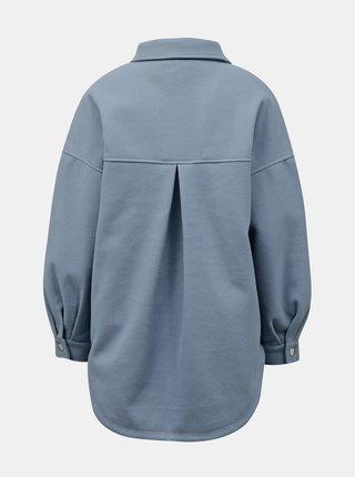Modrá bunda s vreckami TALLY WEiJL