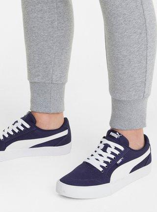 Tmavě modré tenisky Puma C-Skate Vulc