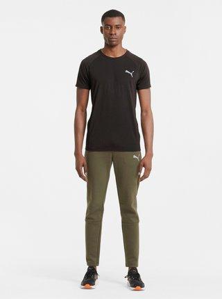 Černé pánské tričko Puma Evostripe